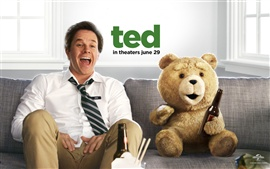 Preview wallpaper Ted 2012 movie