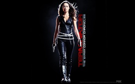 Preview wallpaper Terminator TV series, Summer Glau