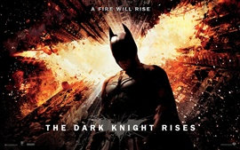 Preview wallpaper The Dark Knight Rises 2012 HD
