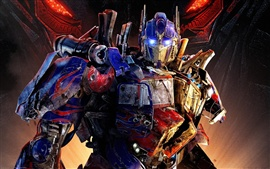 Preview wallpaper Transformers Optimus Prime