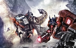 Preview wallpaper Transformers game HD