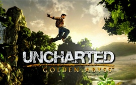Preview wallpaper Uncharted: Golden Abyss