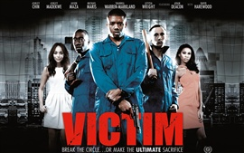 Preview wallpaper Victim 2011 movie
