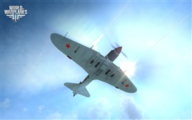Preview wallpaper World of Warplanes wide