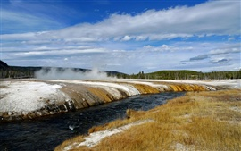 Preview wallpaper Yellowstone National Park