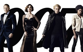 Preview wallpaper 007 Skyfall movie HD