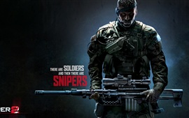 Preview wallpaper 2012 Sniper: Ghost Warrior 2