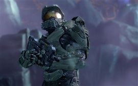Preview wallpaper Halo 4 game HD