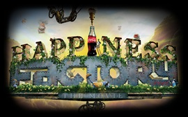 Preview wallpaper Happiness Factory