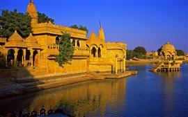 Estilo arquitectónico de la India