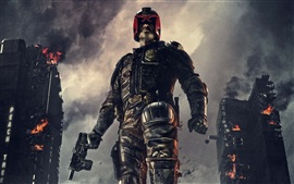 Preview wallpaper Judge Dredd