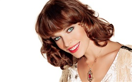 Preview wallpaper Milla Jovovich 05