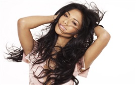 Preview wallpaper Nicole Scherzinger 01