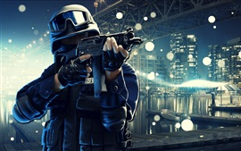 Preview wallpaper Point Blank online game