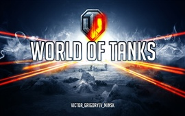 Preview wallpaper World of Tanks wide
