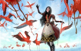 Preview wallpaper 2012 game Alice: Madness Returns