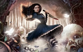 Preview wallpaper Alice: Madness Returns PC game