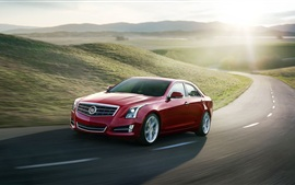 Preview wallpaper Cadillac ATS car
