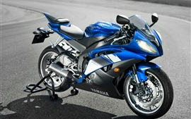 Preview wallpaper Cool Yamaha Motorcycle YZF-R6