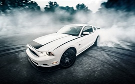 Preview wallpaper Ford Mustang sports car