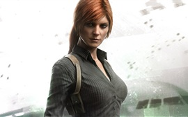 Preview wallpaper Girl in Splinter Cell: Blacklist