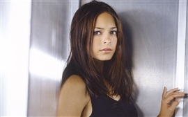 Preview wallpaper Kristin Kreuk 01
