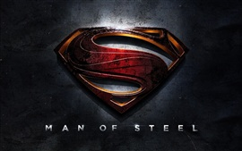 Preview wallpaper Man of Steel