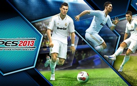 Preview wallpaper PES 2013