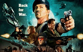 The Expendables 2, Sylvester Stallone HD