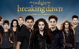 Aperçu fond d'écran The Twilight Saga: Breaking Dawn - Part 2