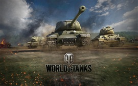 Preview wallpaper World Of Tanks PC game