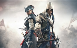 Preview wallpaper Assassin's Creed 3 PC game