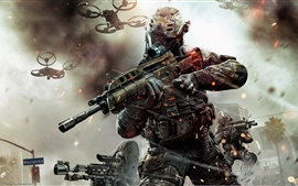 Preview wallpaper Call of Duty: Black Ops 2 PC game