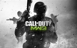 Preview wallpaper Call of Duty: MW3 hot game
