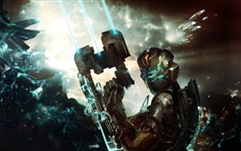 Preview wallpaper Dead Space, Isaac Clarke