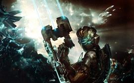 Vorschau des Hintergrundbilder Dead Space Isaac Clarke