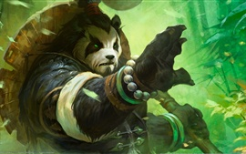Preview wallpaper World of Warcraft: Mists Of Pandaria HD