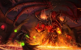 Preview wallpaper World of Warcraft: The Burning Crusade
