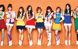 Preview wallpaper Girls Generation 69