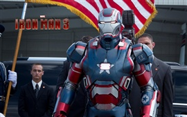 Preview wallpaper Iron Man 3