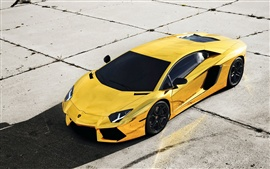 Preview wallpaper Luxury car, Lamborghini