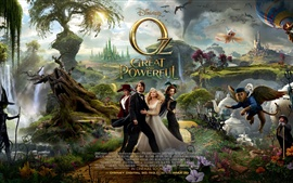 Preview wallpaper Oz The Great and Powerful 2013