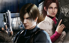 Preview wallpaper Resident Evil: Degeneration