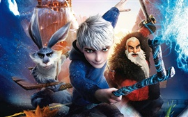 Preview wallpaper Rise of the Guardians