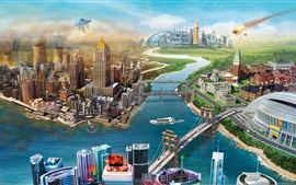 Preview wallpaper SimCity