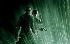 Preview wallpaper The Matrix Revolutions