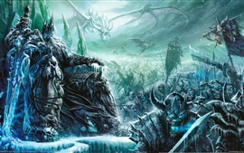 Preview wallpaper World of Warcraft: Wrath of the Lich King