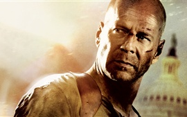 Preview wallpaper A Good Day to Die Hard