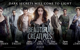 Aperçu fond d'écran Beautiful Creatures 2013 films