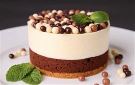 Kuchen als dessert